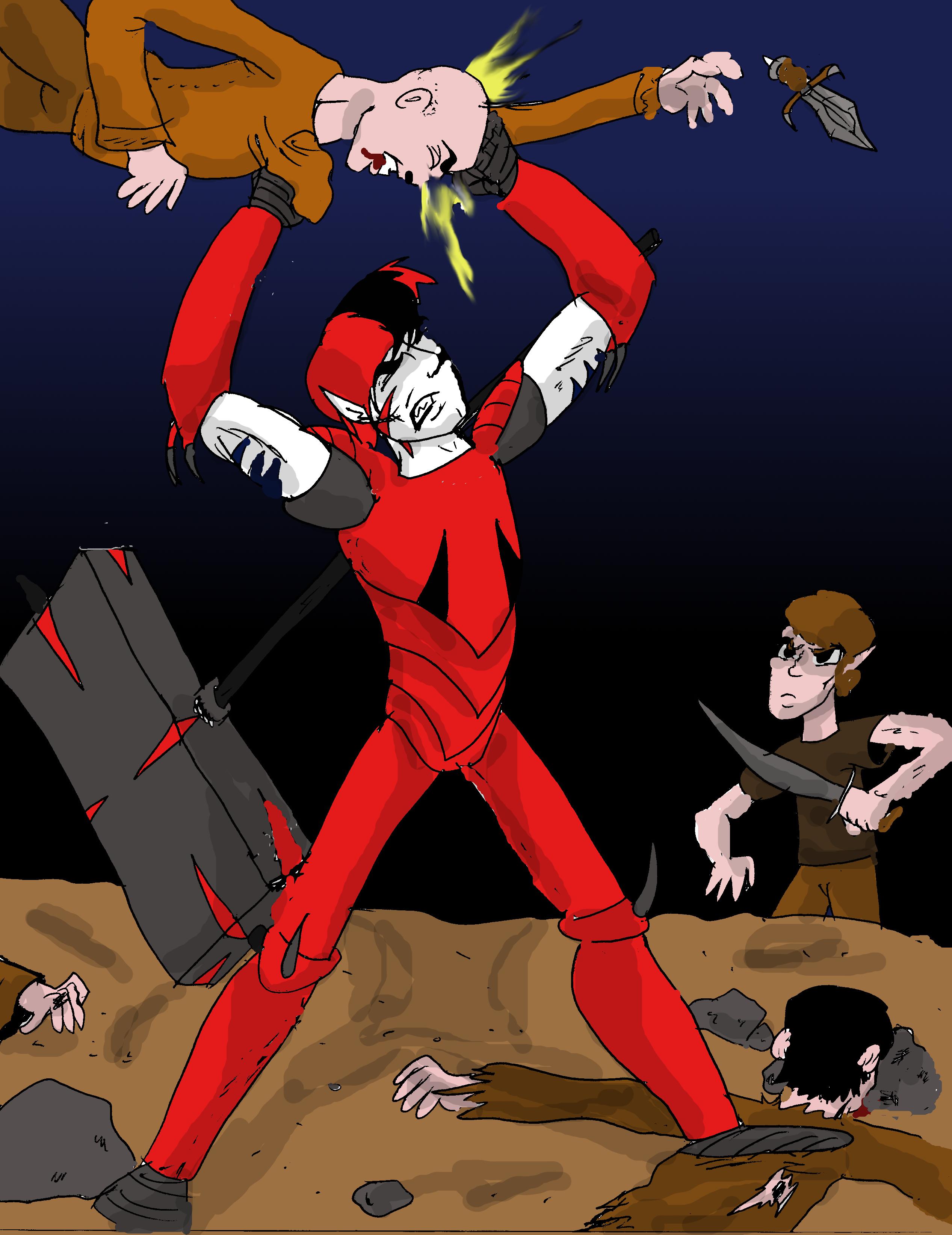 Clanjack Farlo, Vampire Knight