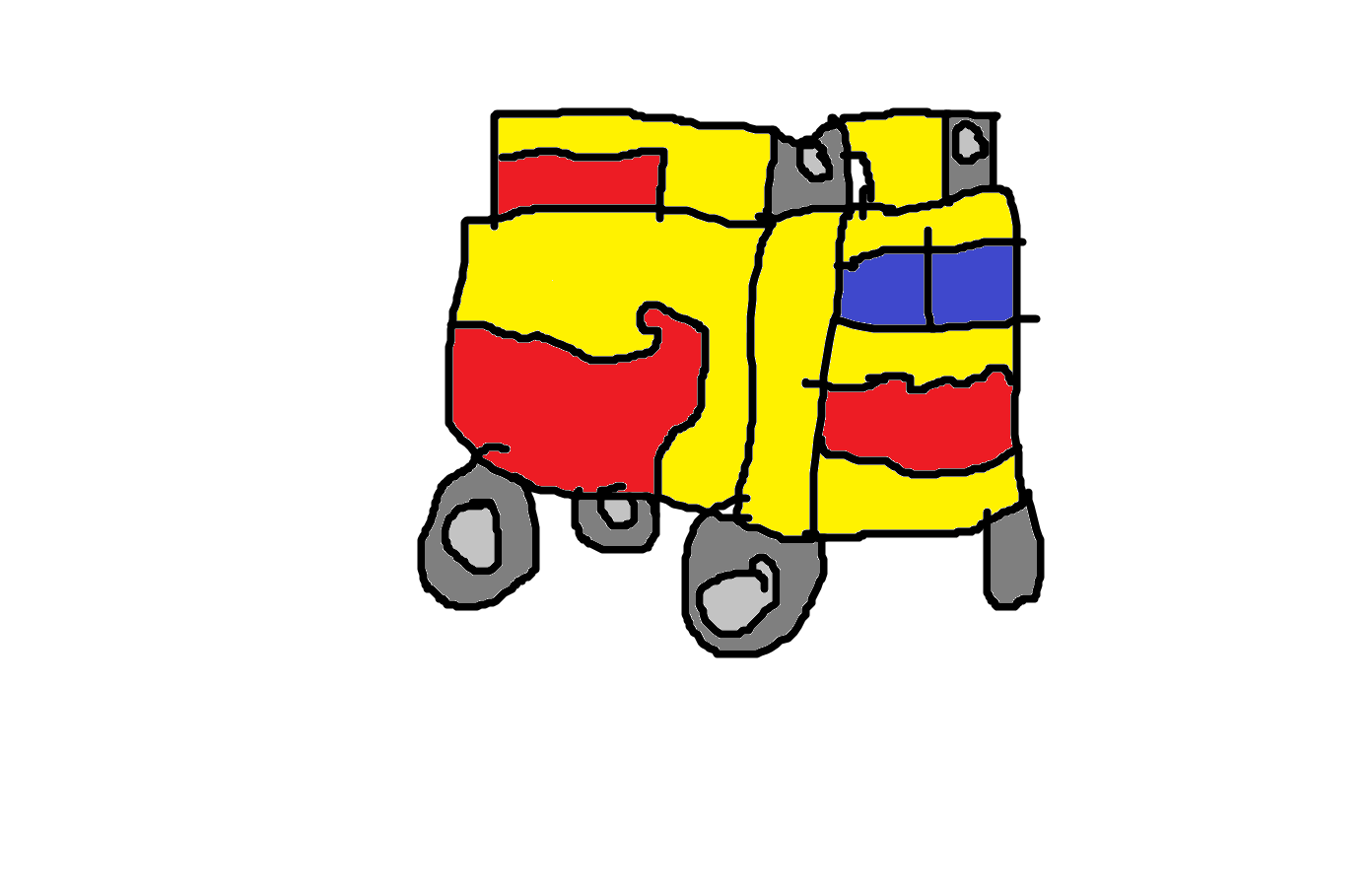 Gatling Truck