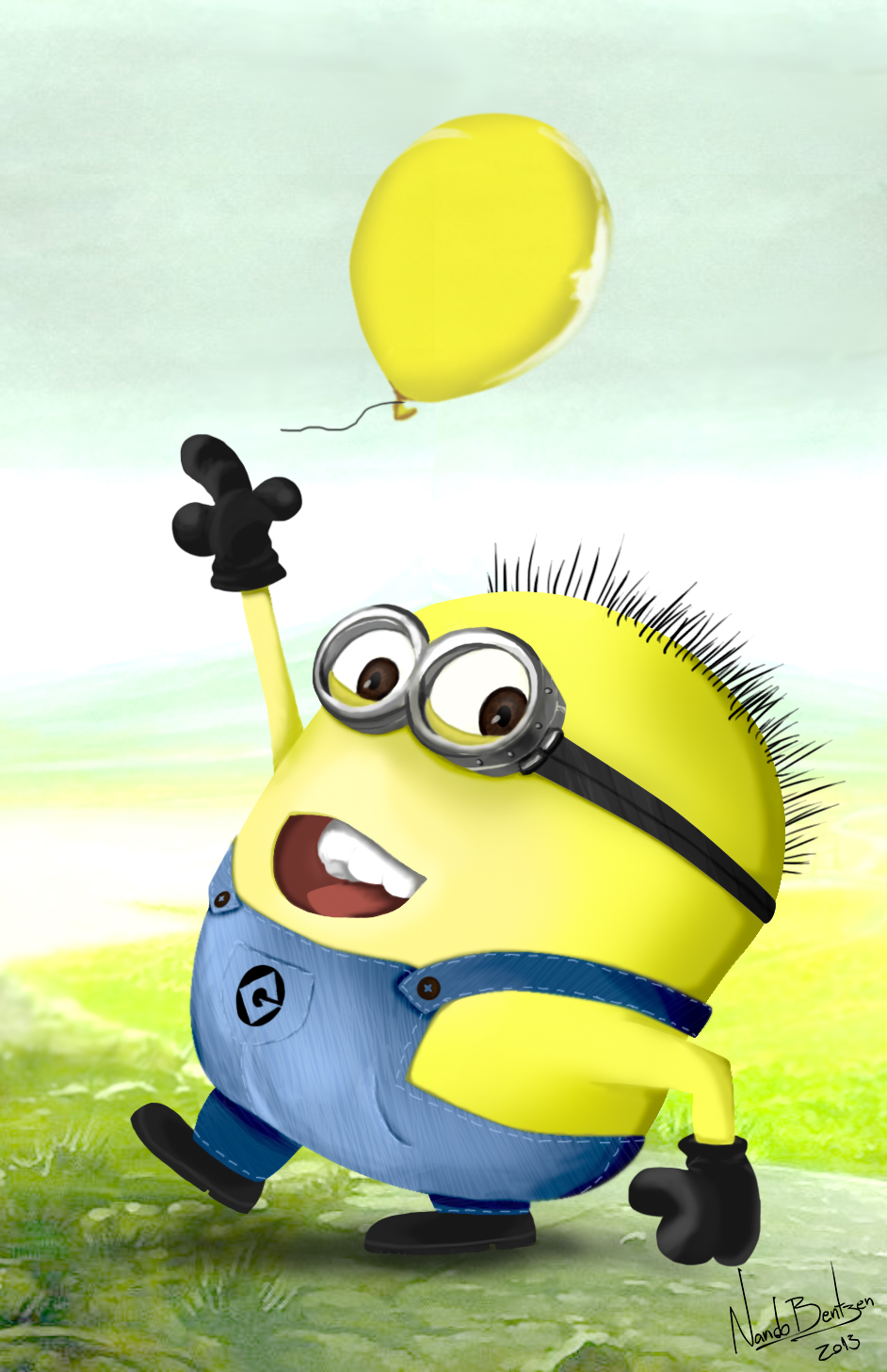 Minion - Despicable Me