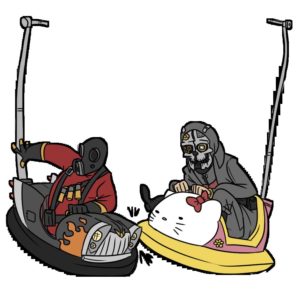 Corvo and Pyro