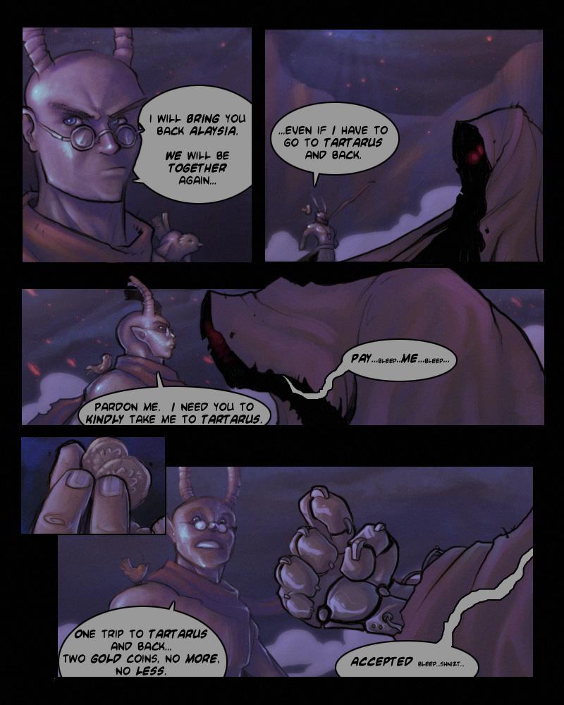 Legend of Kalimar page 7