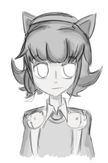 Annie Sketch WIP