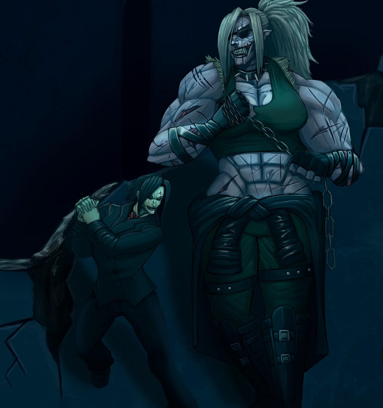 Back street monster brawl +spe
