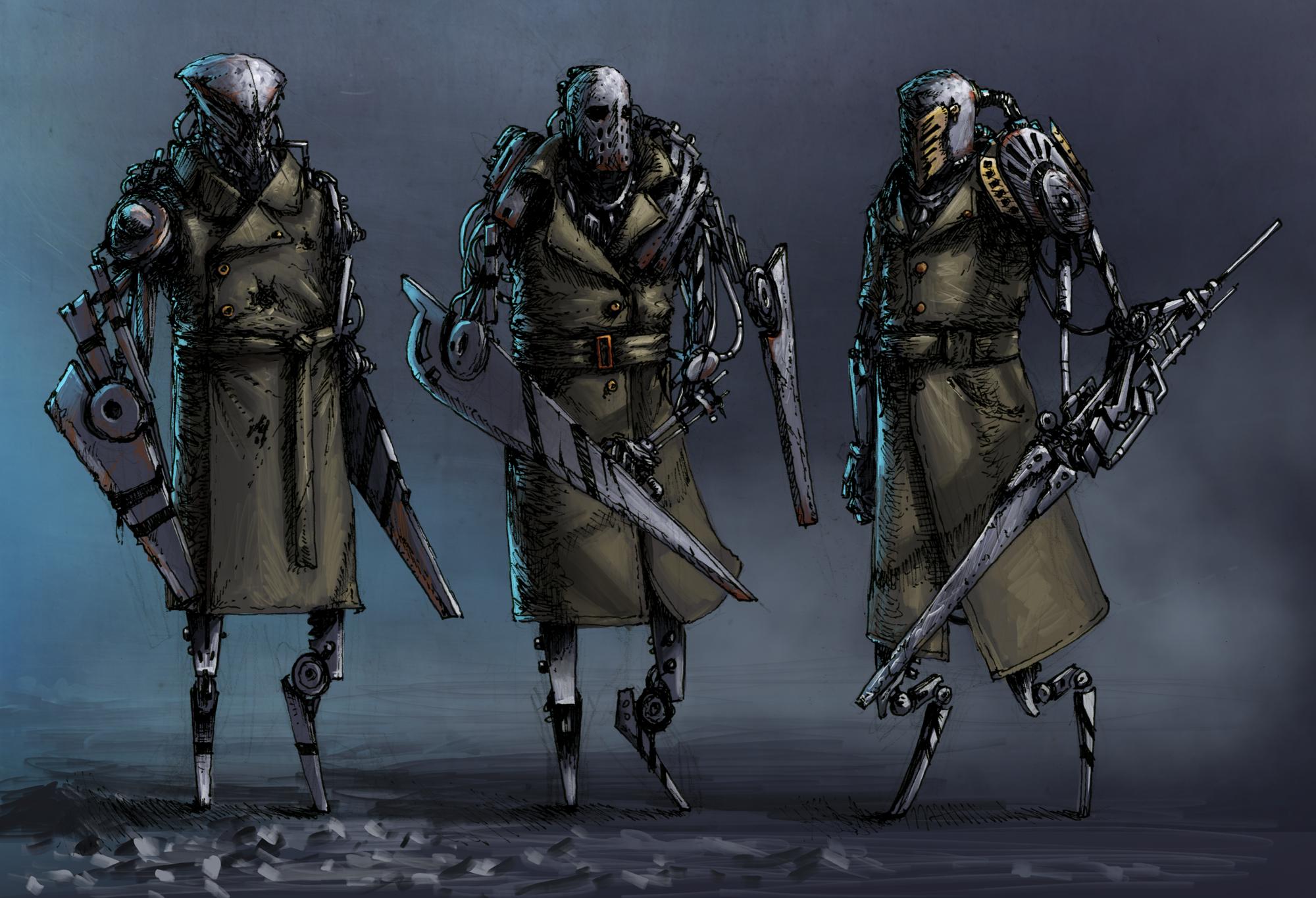 Cyberpunk Designs By Azelinus On Newgrounds
