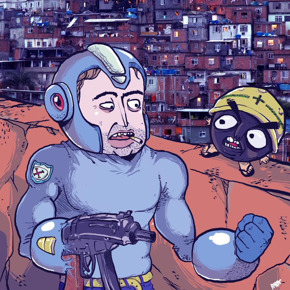 3rd World Megaman