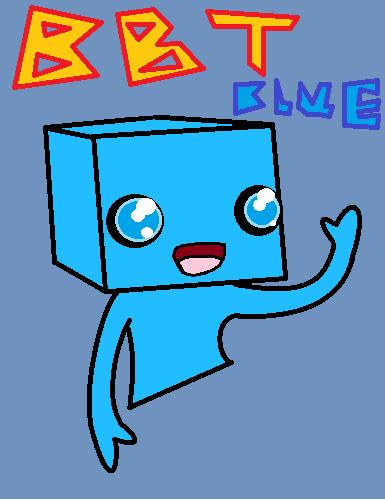 BBT Blue Guy