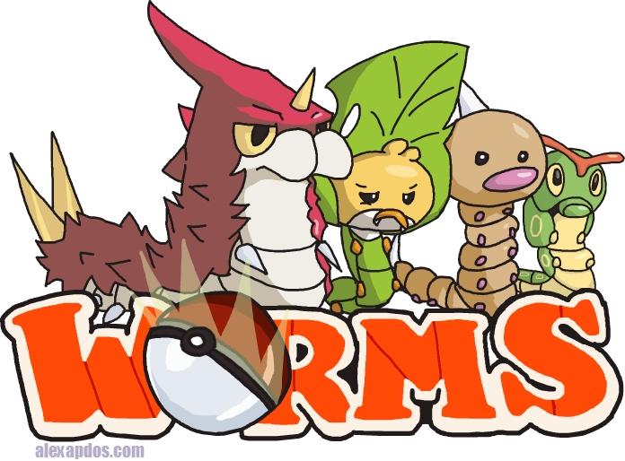 Pokeworms