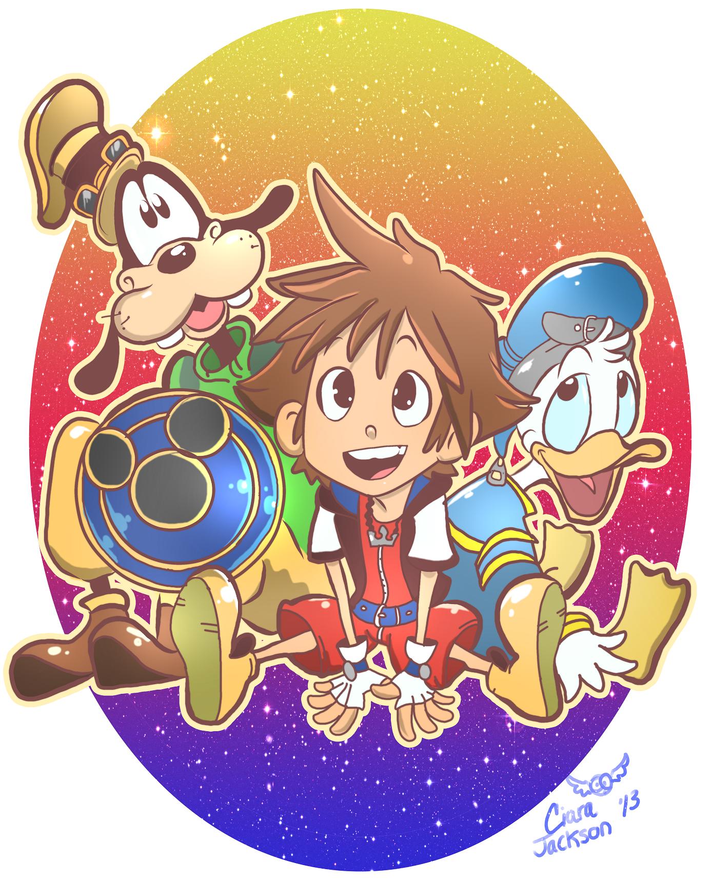 Kingdom Hearts Cuteness!