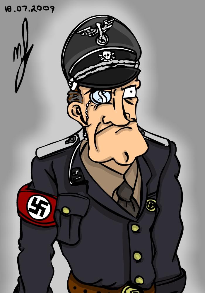 Nazi WW2 General