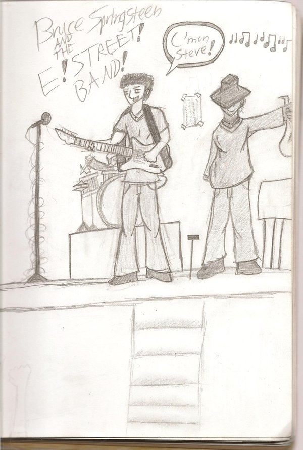 Springsteen & The EStreet Band