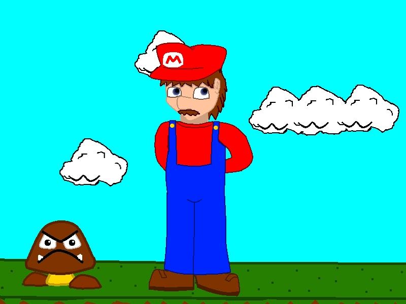 Mario fanart