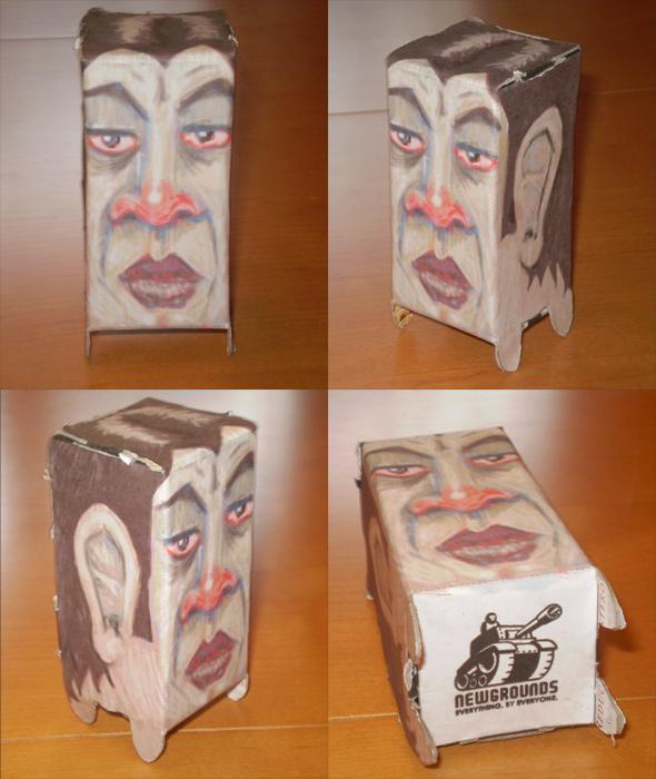 BmK papercraft 01