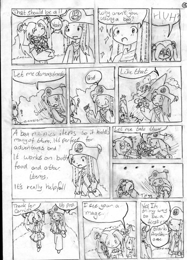 Black and White page 15