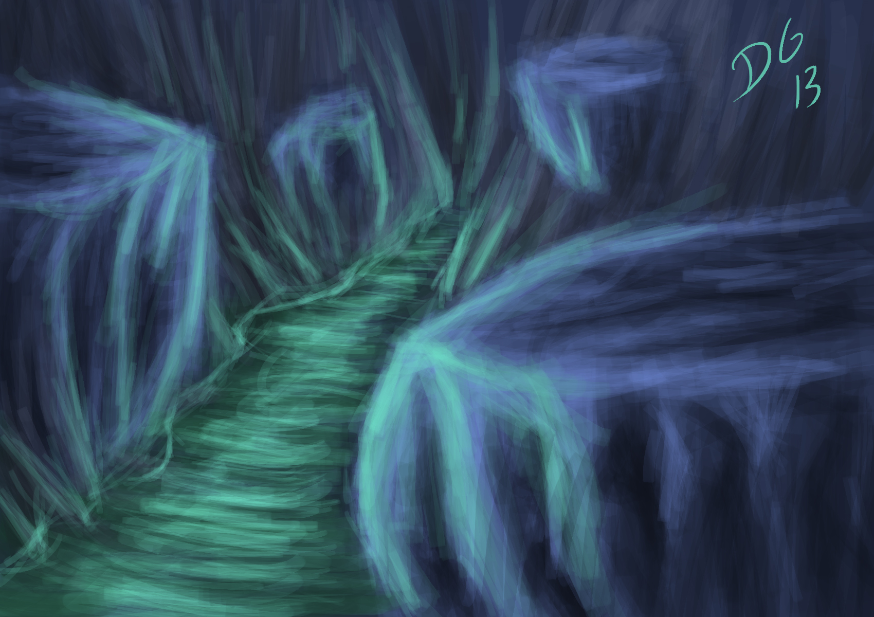 Cave Speed Paint