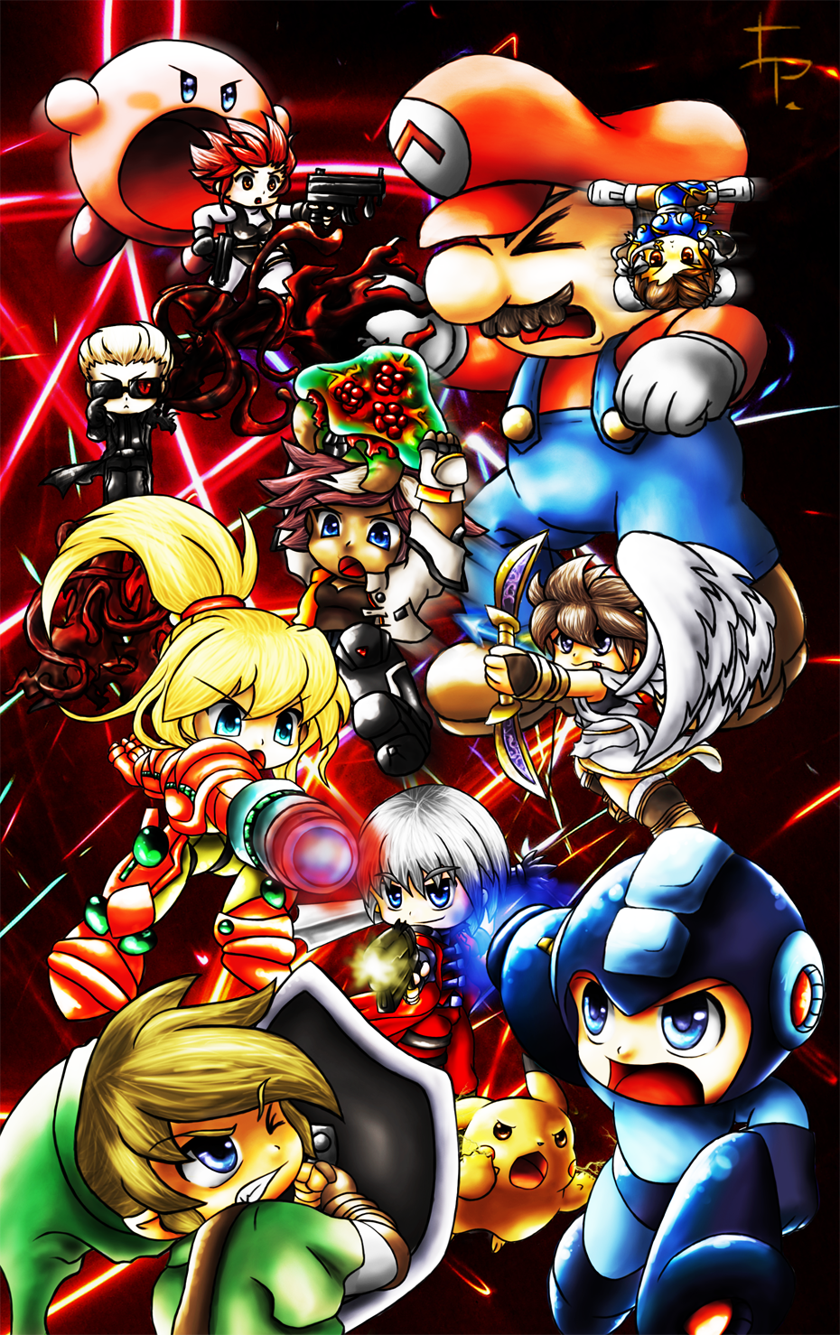 Nintendo vs Capcom