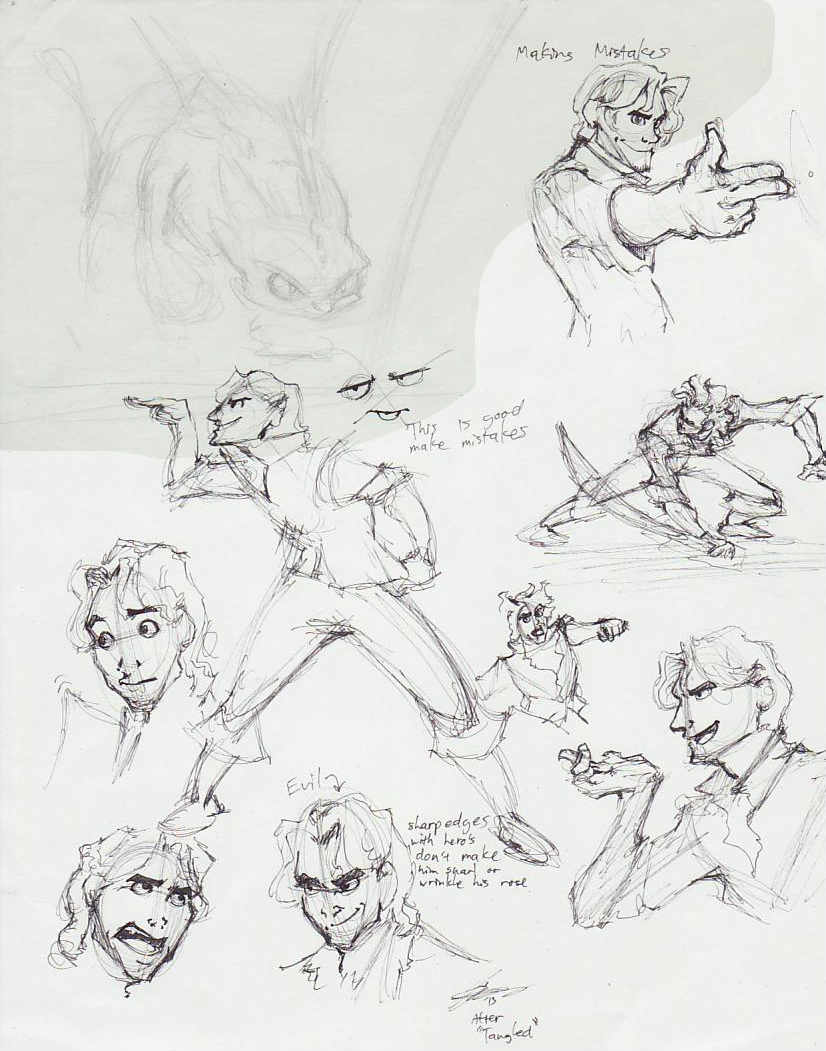 Doodle bunch 1