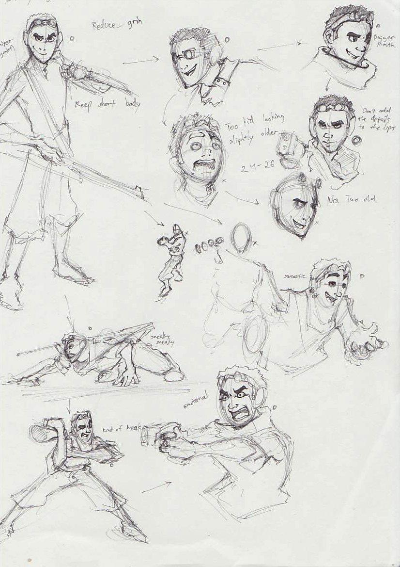 Doodle Bunch 3
