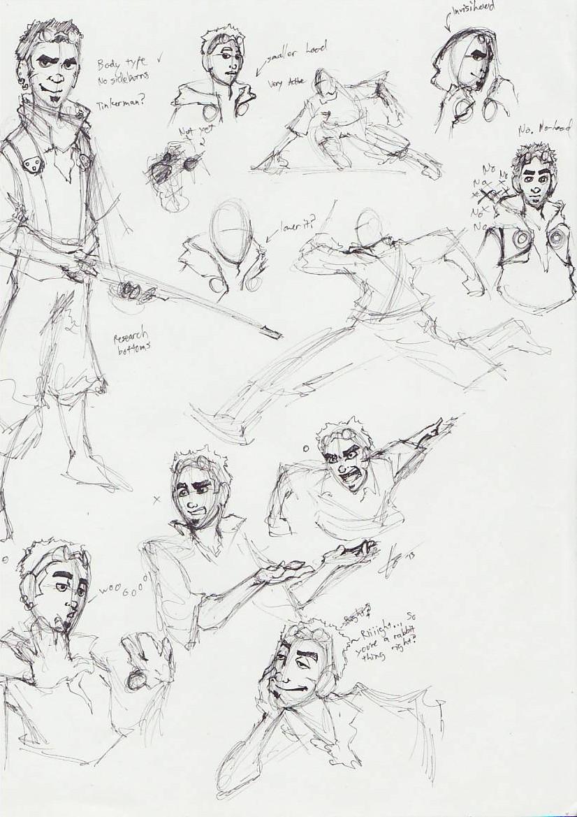 Doodle Bunch 4