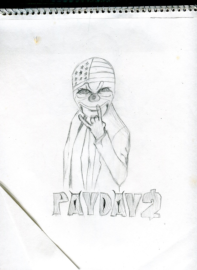 Payday 2 - Dallas