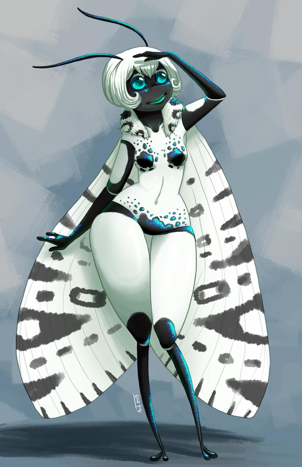 Lady Moth