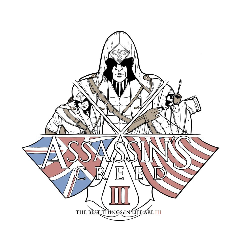 Assassins Creed III Release Ev