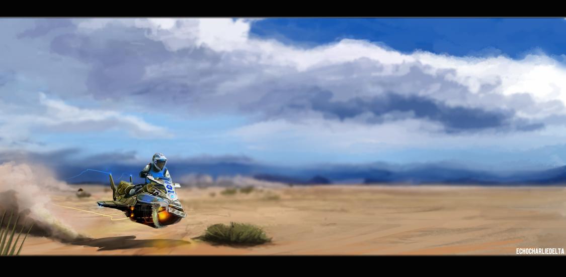 Dust Racers