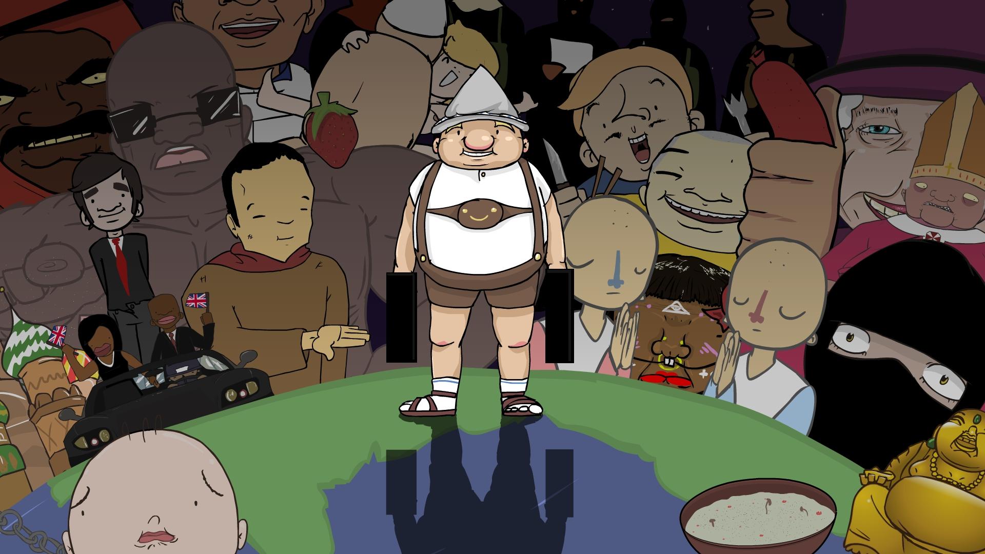 EGUML: Taboos (Character Cast)