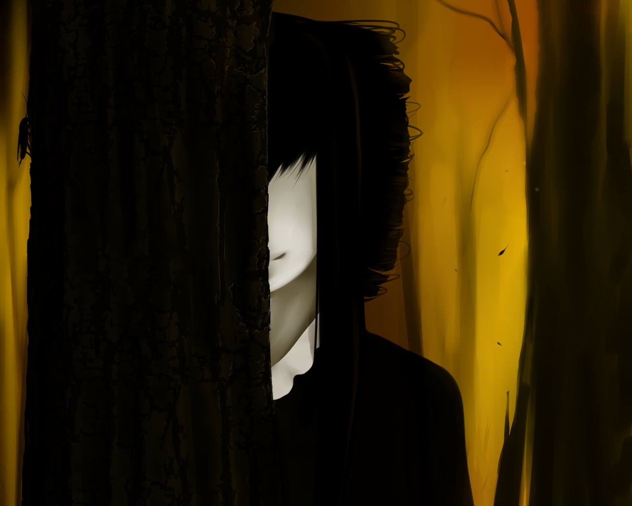 Who stalks the stalker?