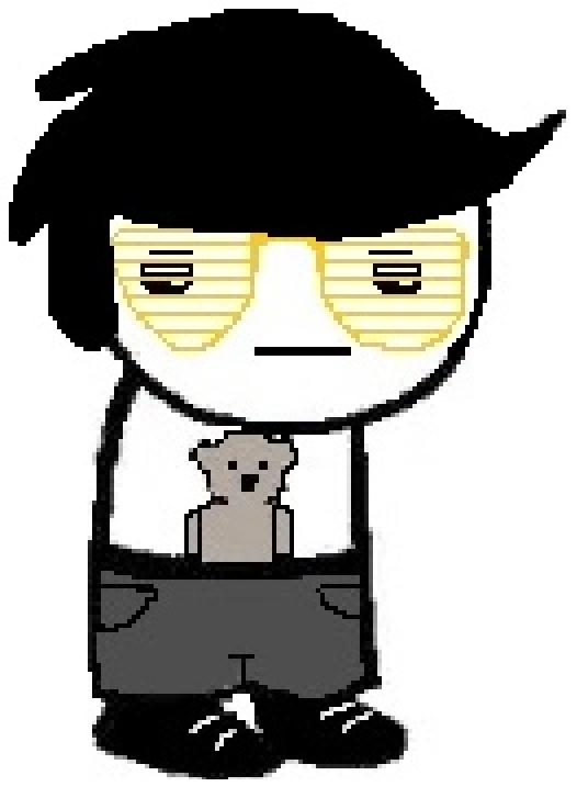 My Homestuck character.