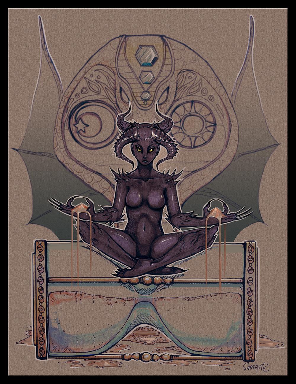 Maya: Beast Form