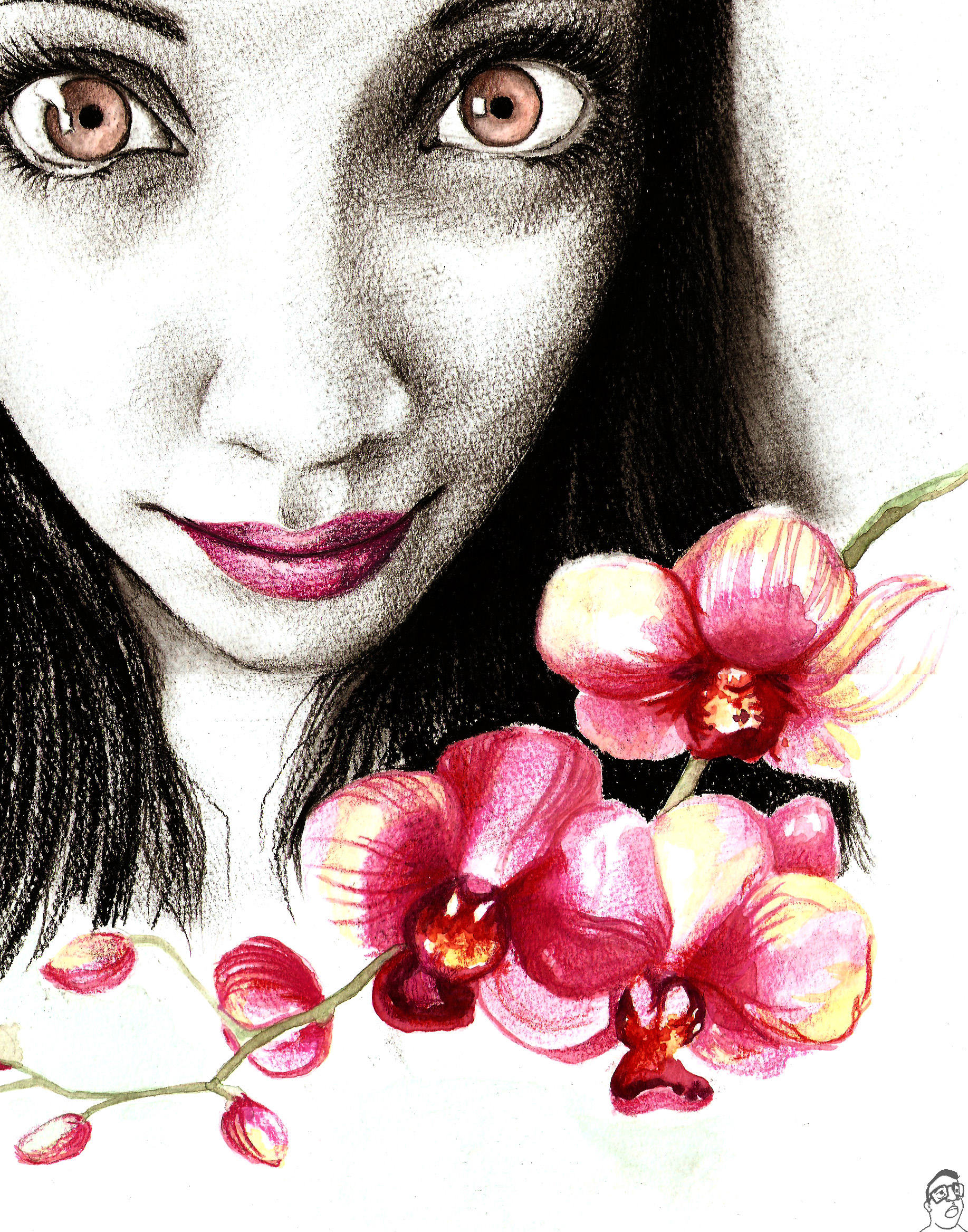 creepy orchids