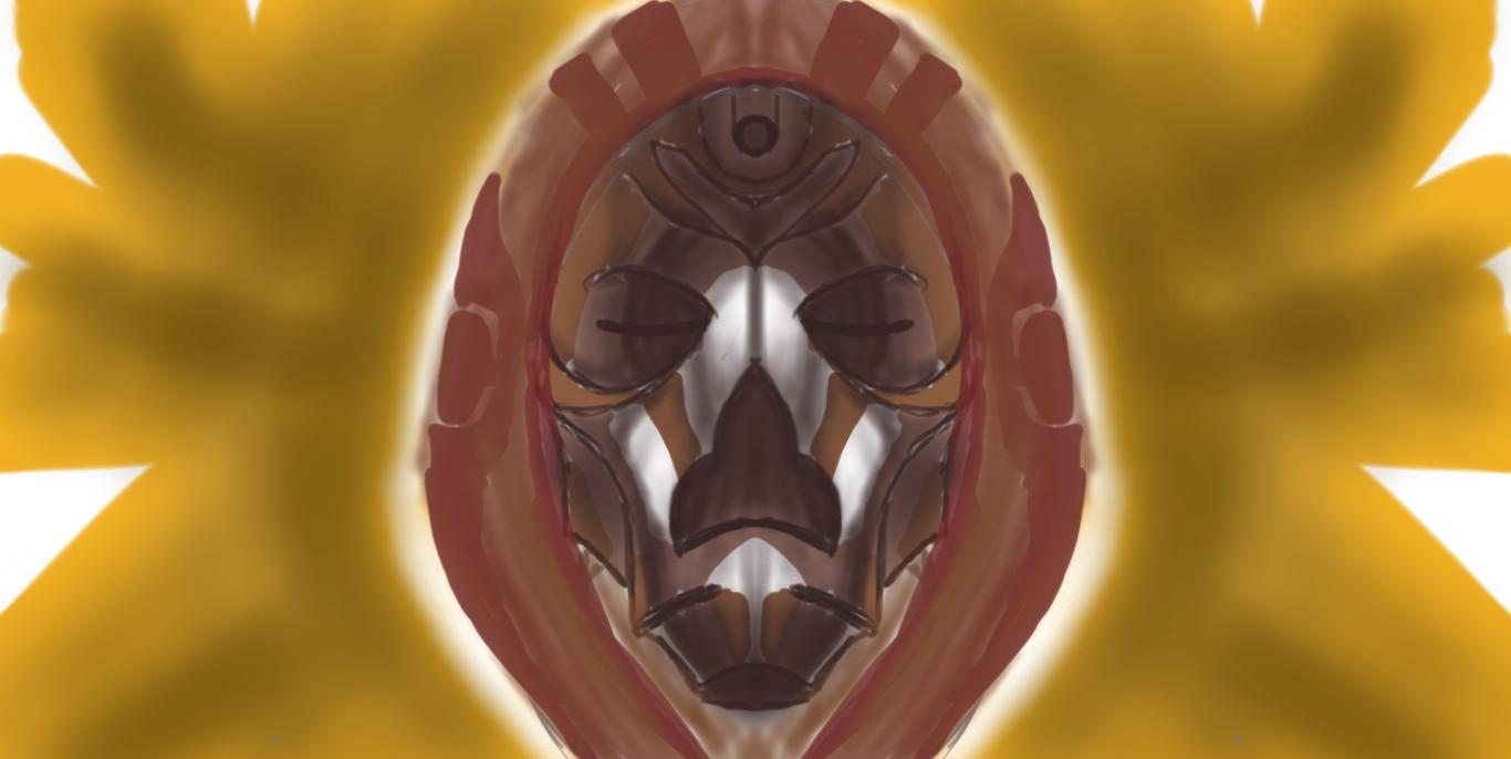 Skyrim Dragon Priest Mask