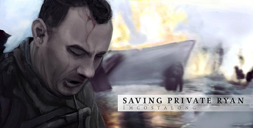 Saving Private Ryan - BEACH