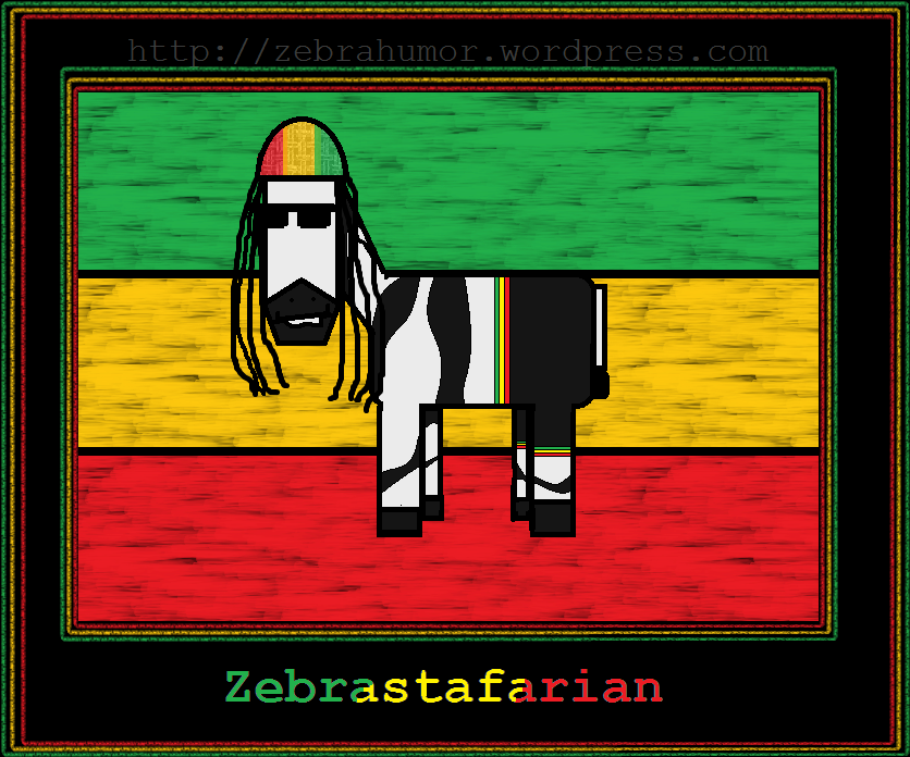 Zebrastafarian