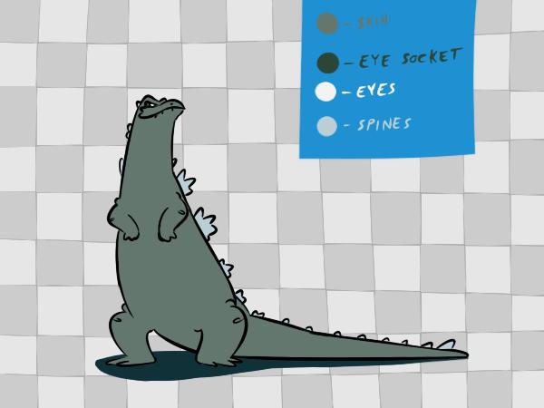 Godzilla Reference