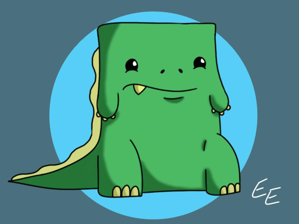Block T Rex