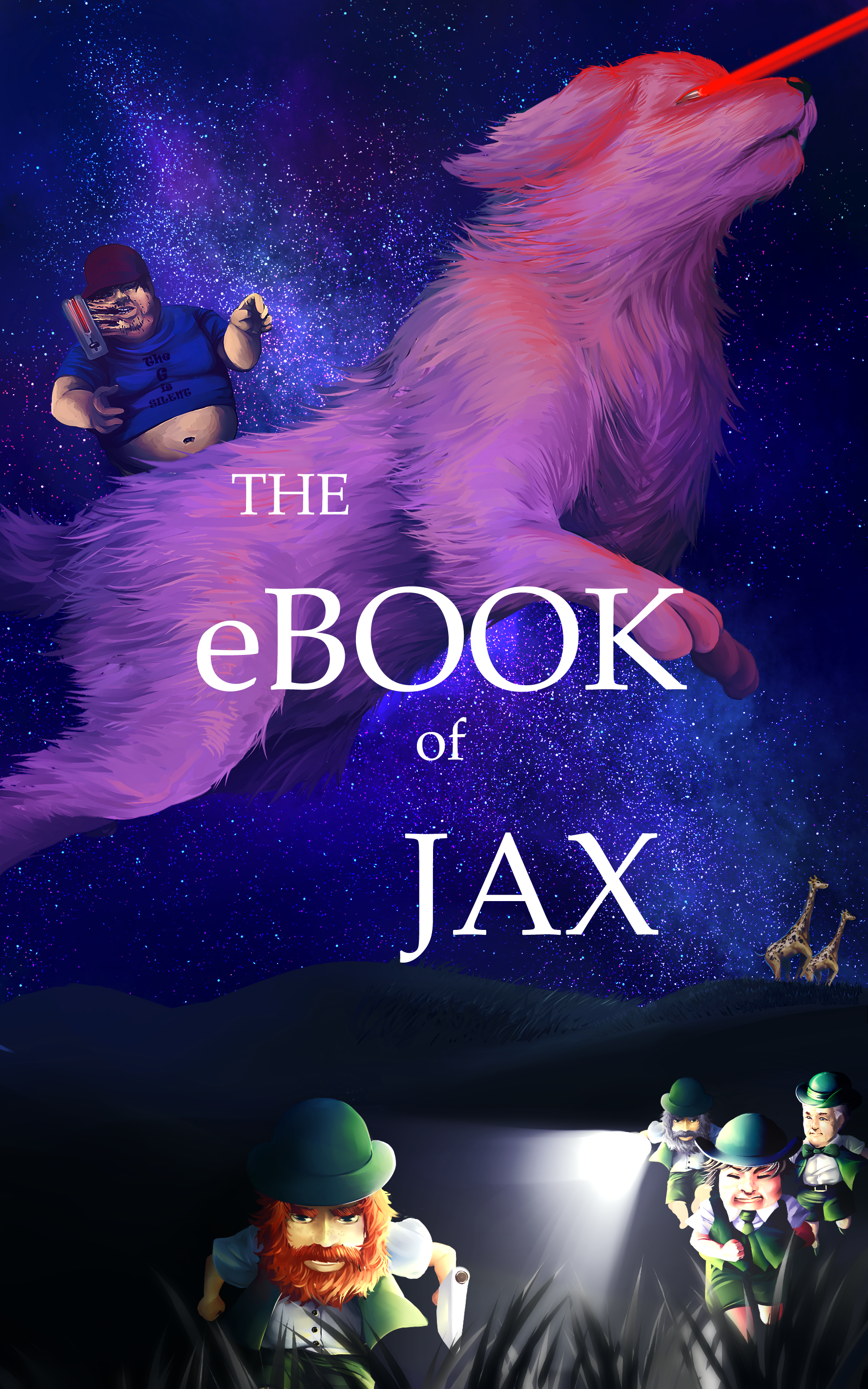 Commission: The eBook of JAX