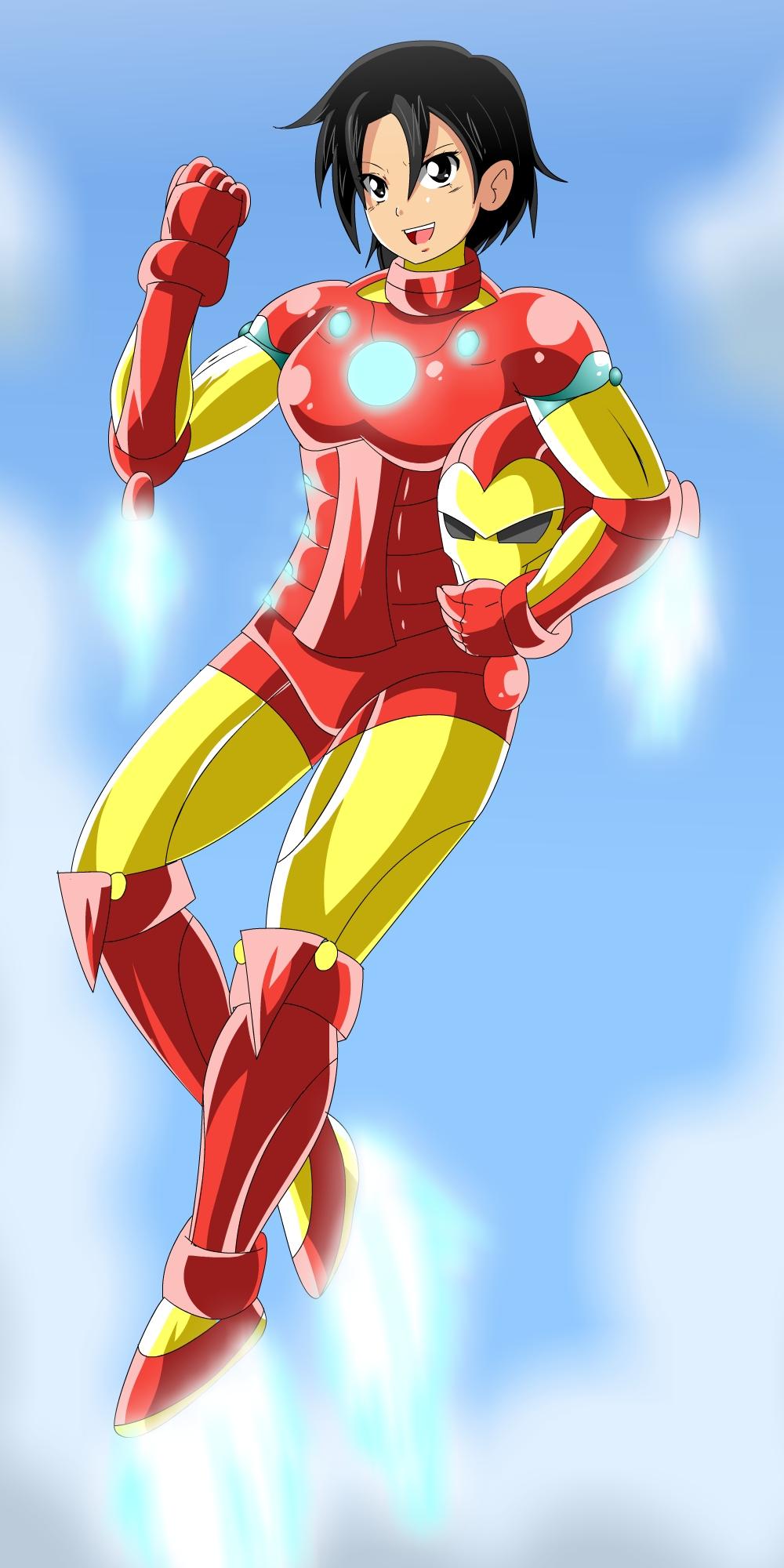IronWoman 2