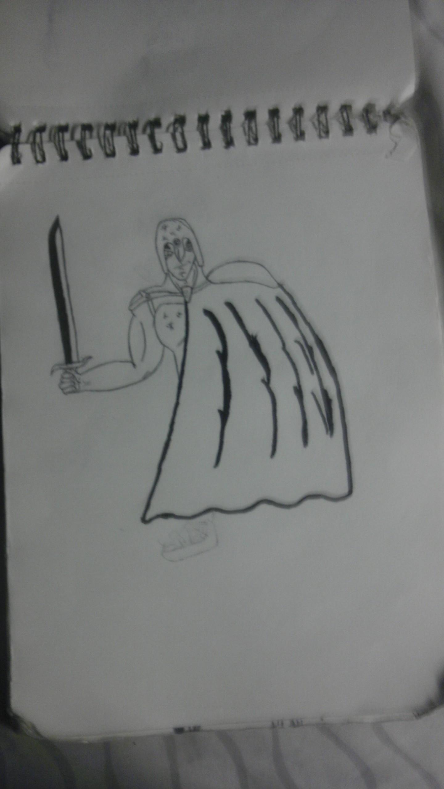 Sparton doodle