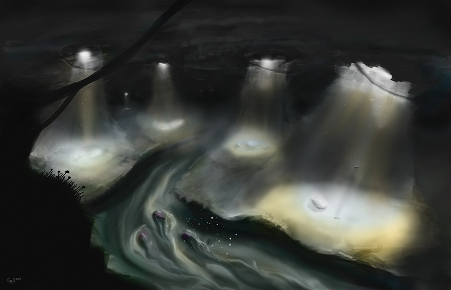 Underground Sea