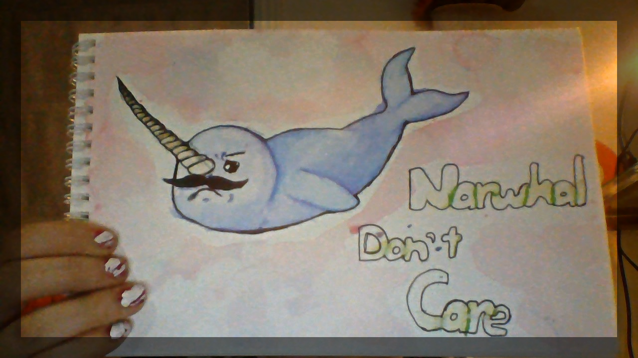 Narwhale Don't care!!
