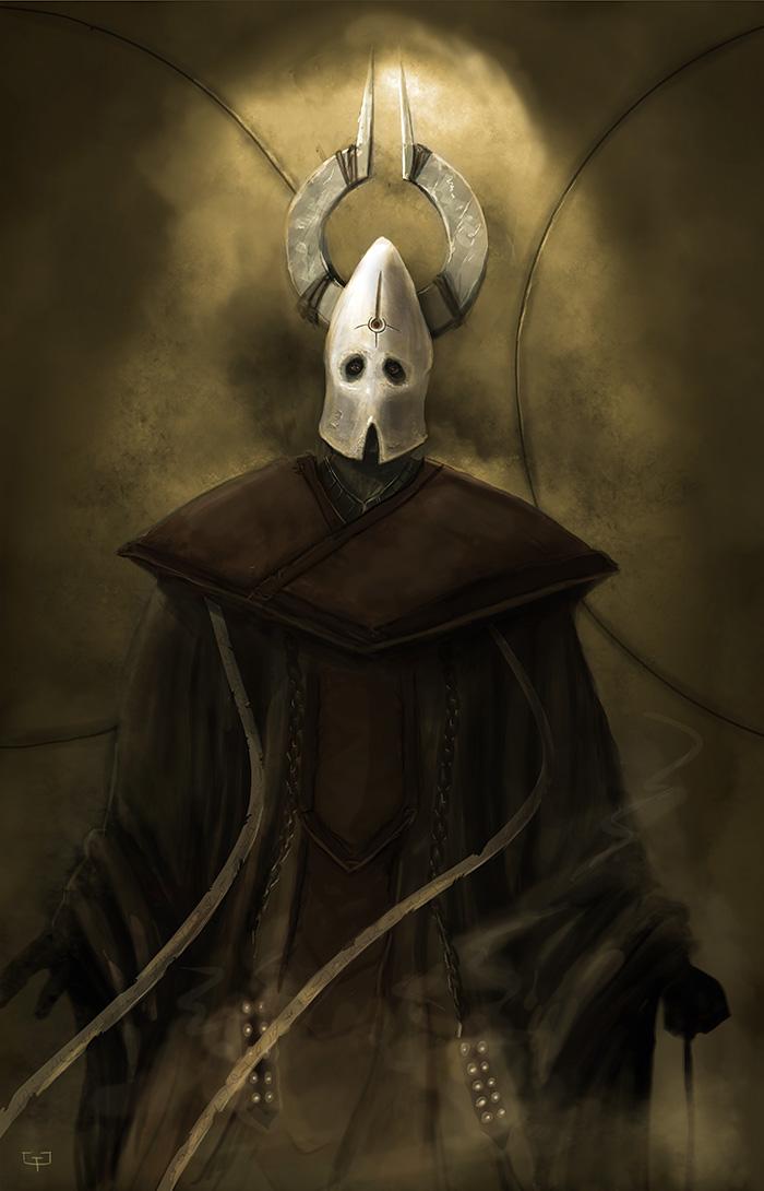 Jaedus | Ivory Mask