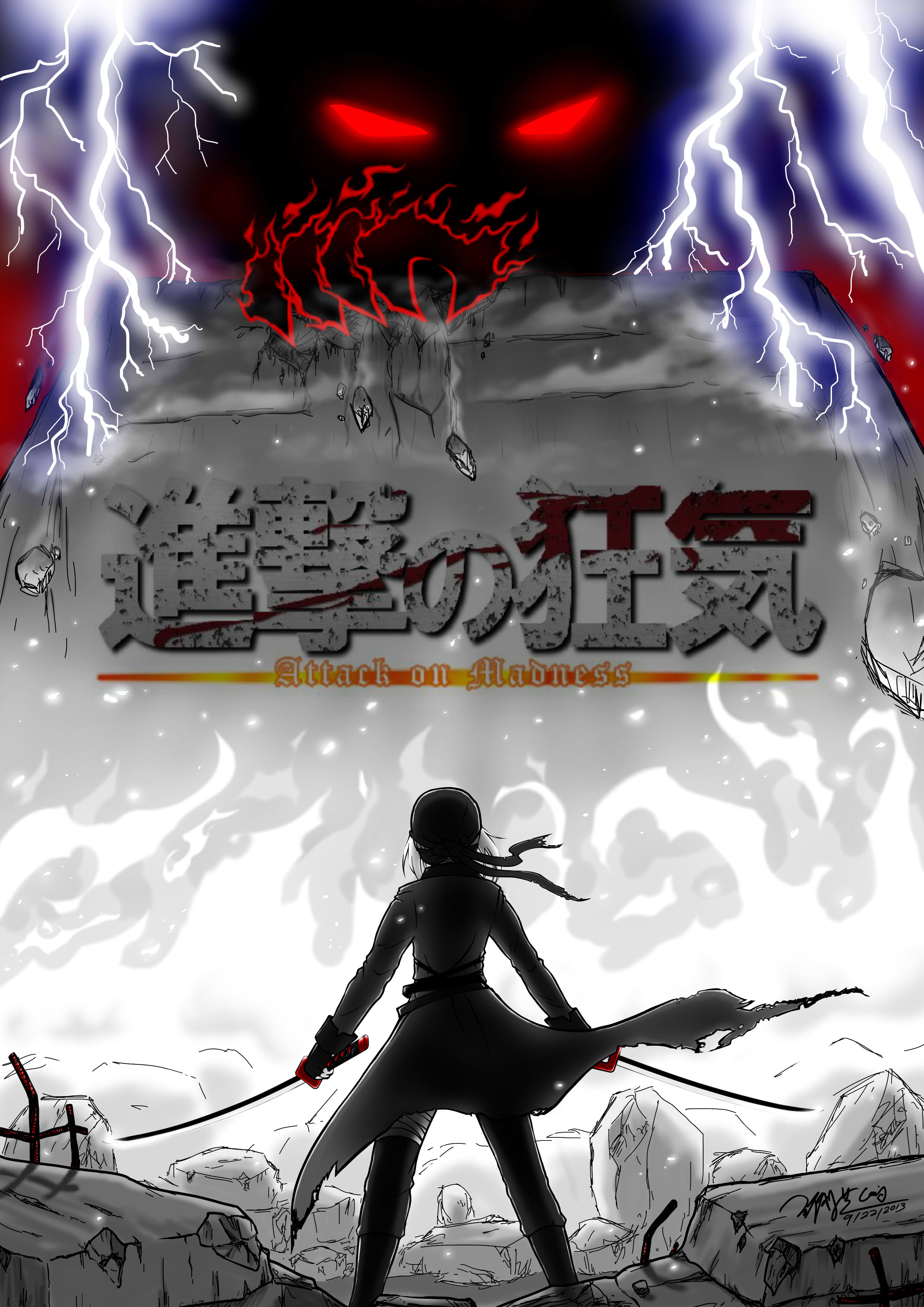 Attack On Madness