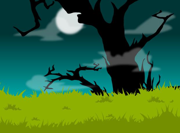 Night, Shadow
