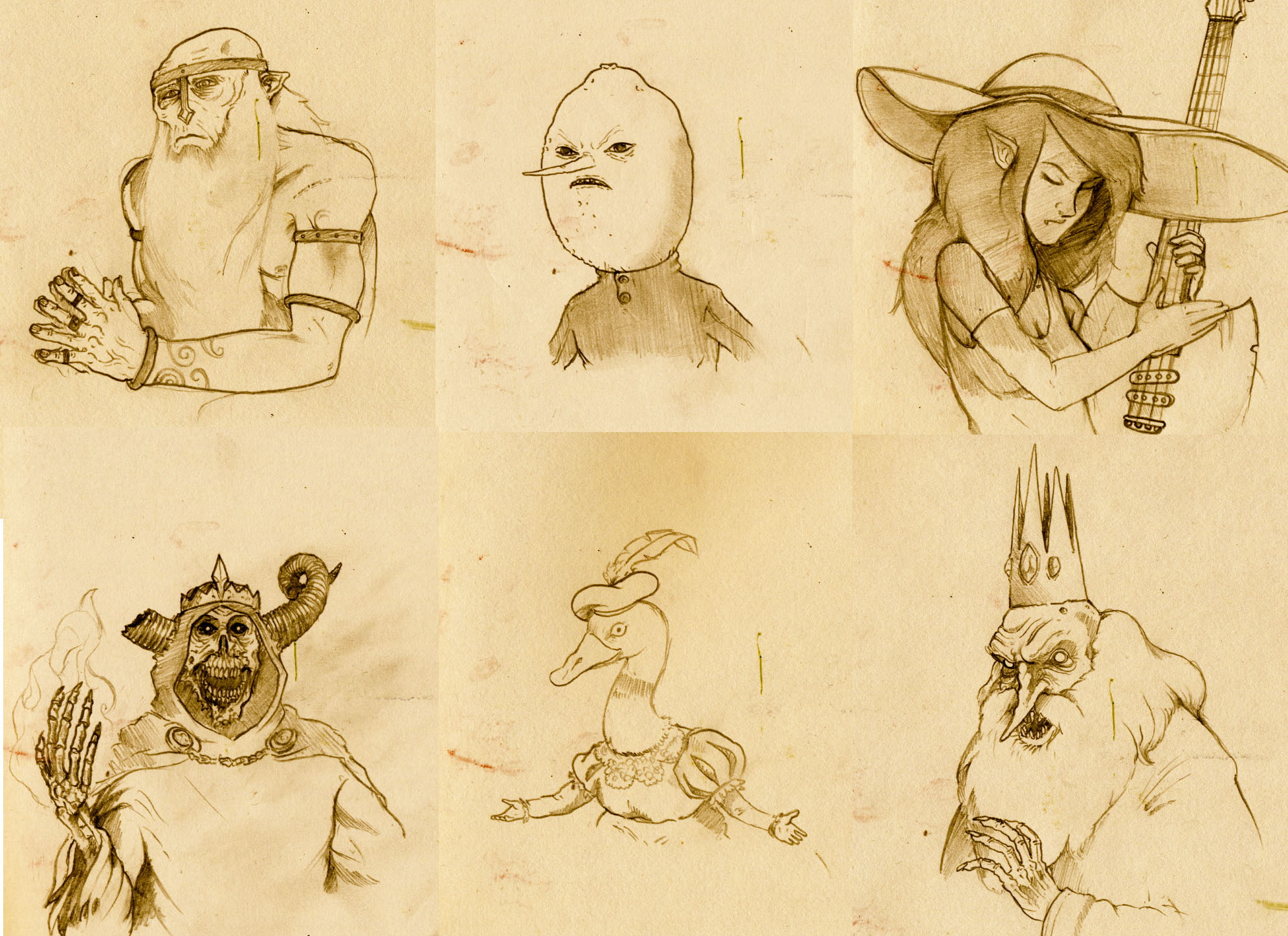 real adventure time - 1