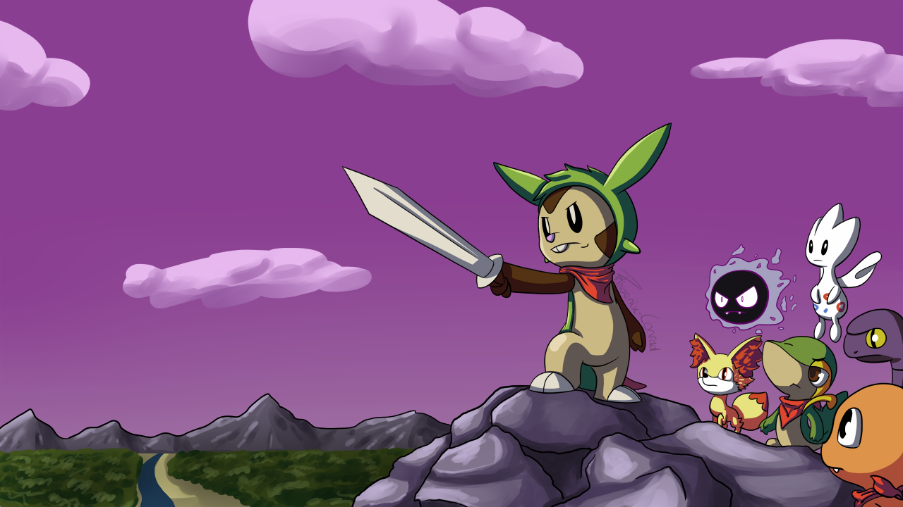 The Great Chespin