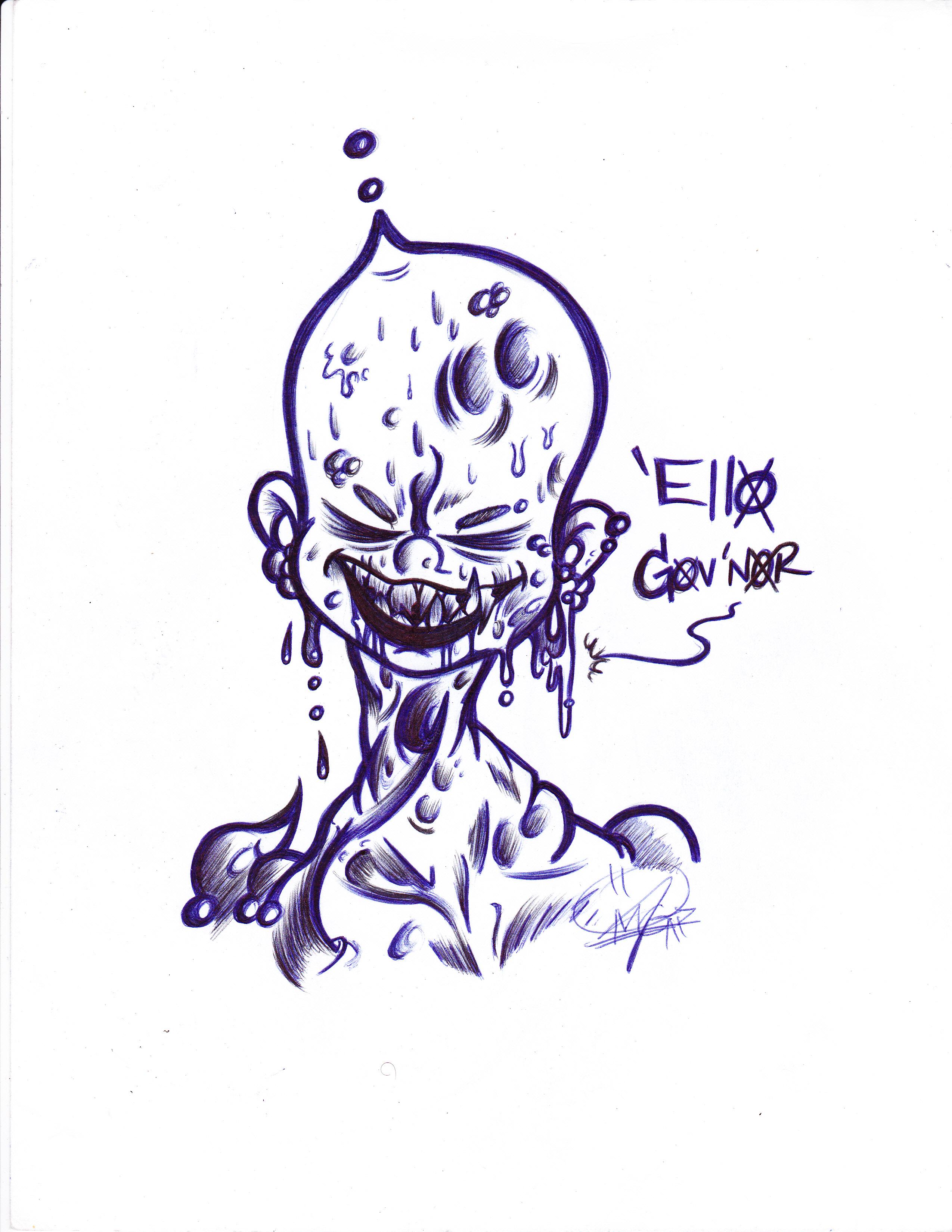 'Ello Gov'nor