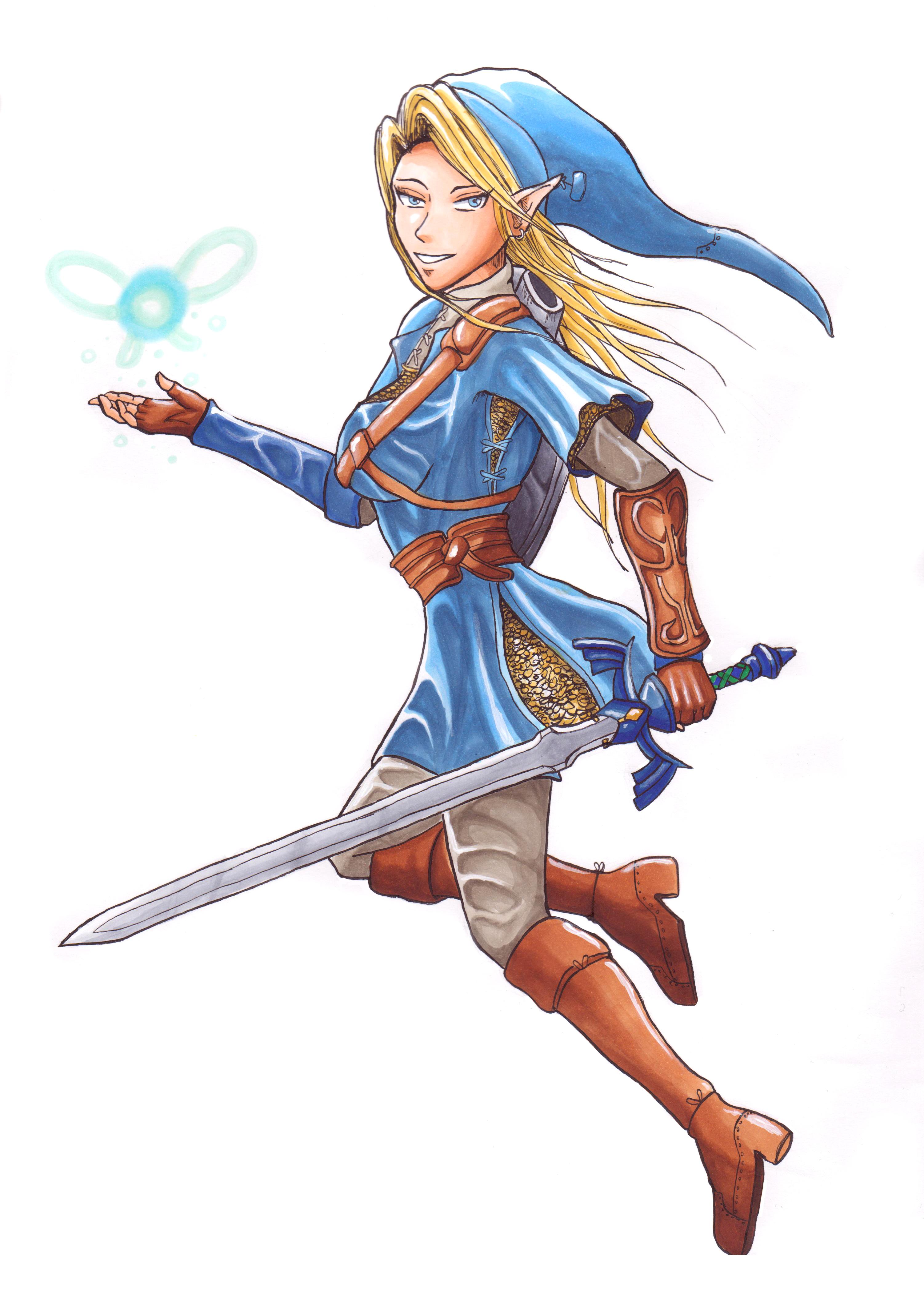 Link Female