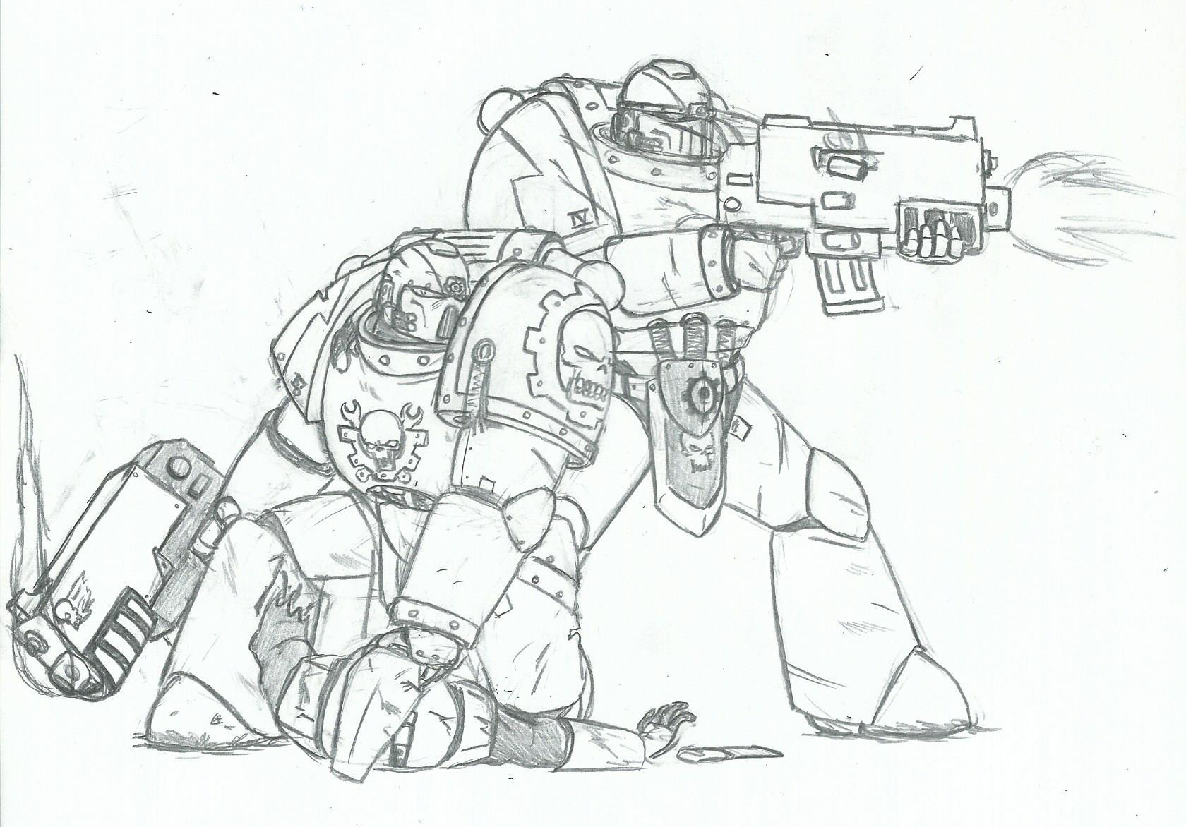 Tactical Marines