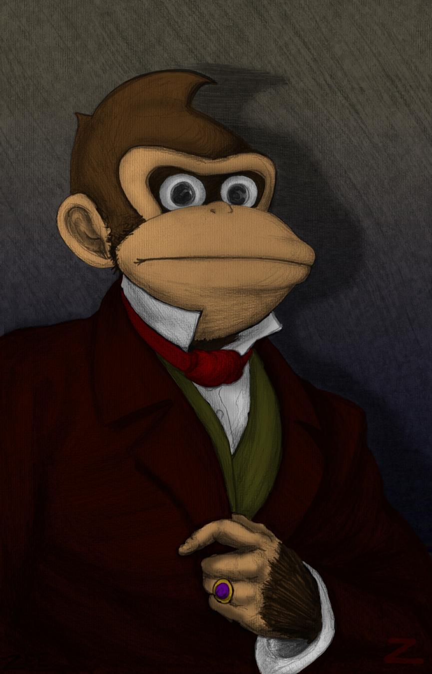 Gentleman Kong